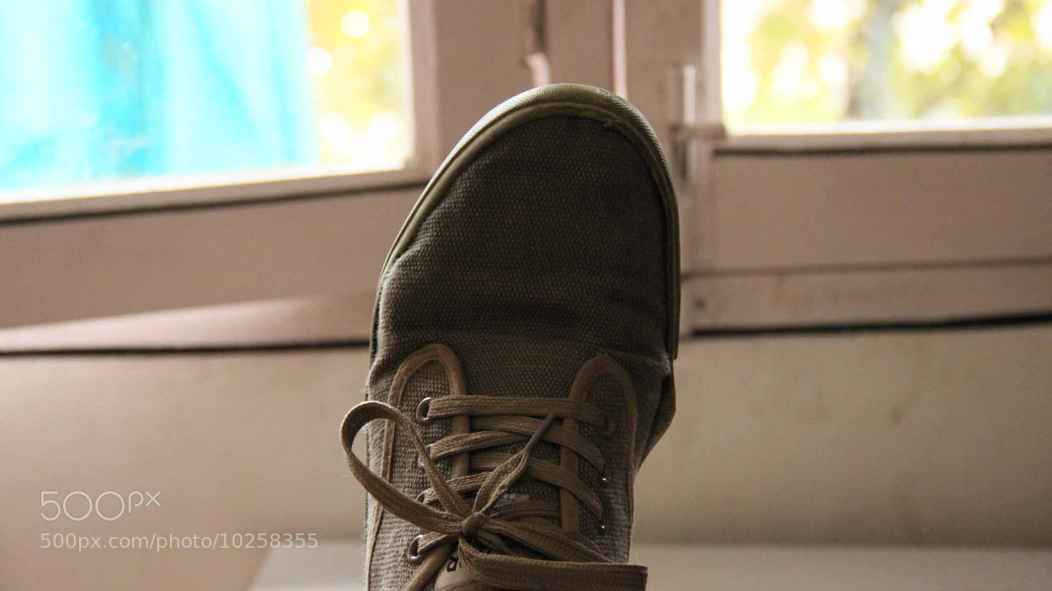 Photograph shoetastic by Manish Singh on 500px