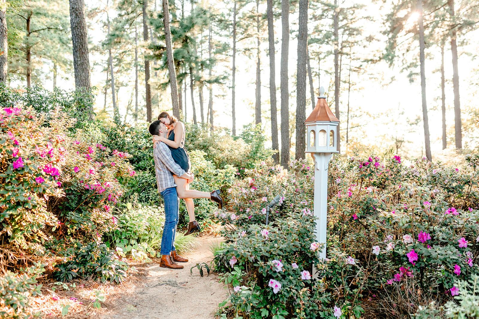 WRAL Gardens Engagement