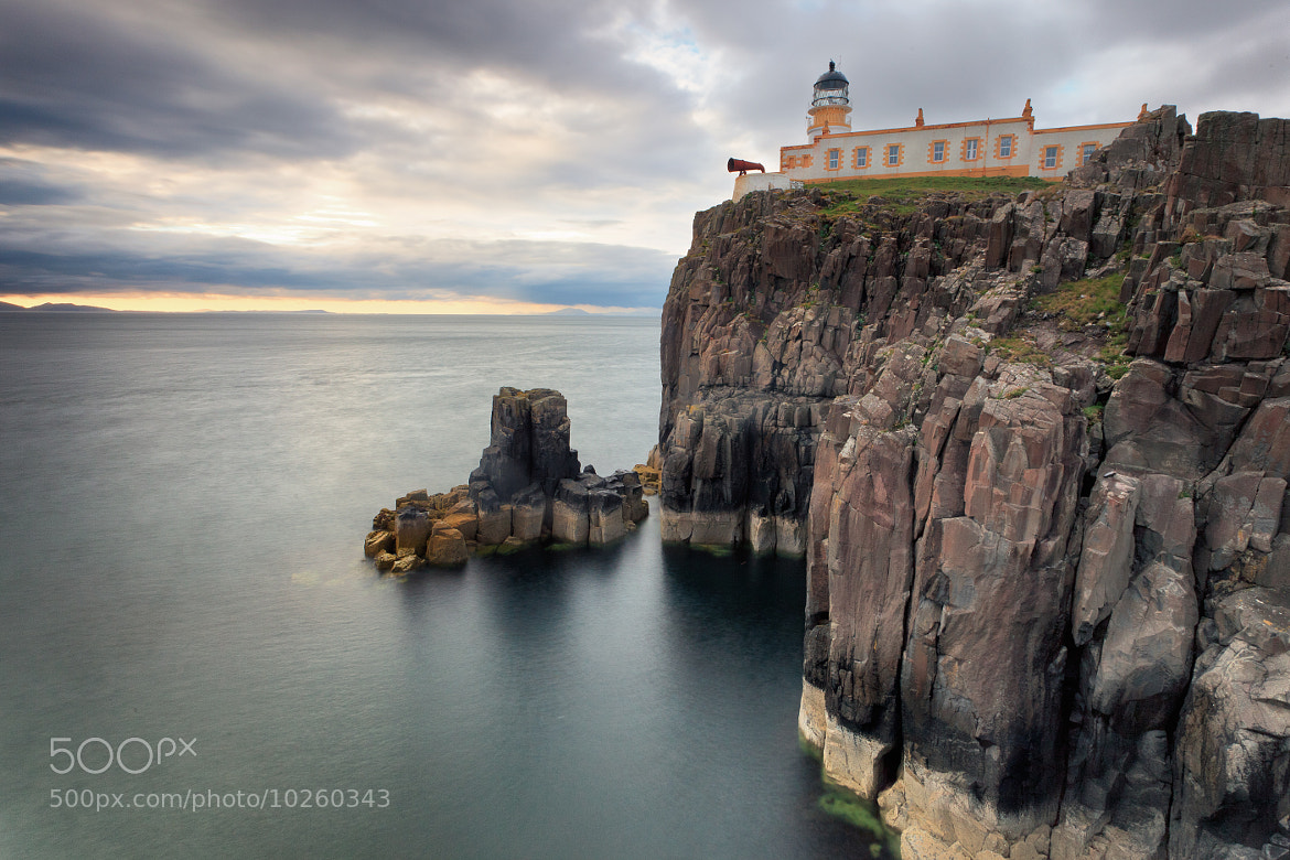 Photograph The Lighthouse by Dave Brightwell on 500px