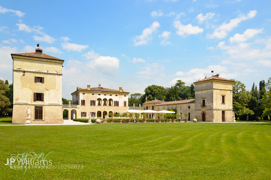 Photograph Villa Giona by John Paul Williams on 500px