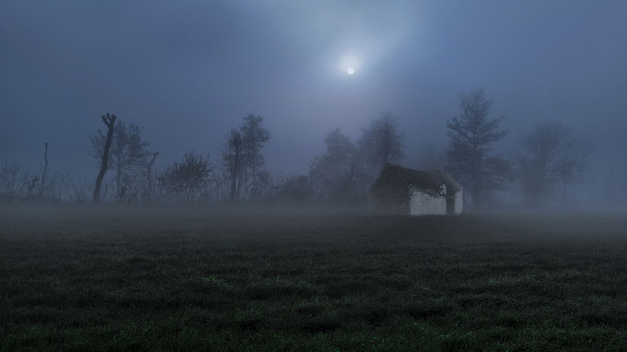 Early in the morning by Vic Perri on 500px.com