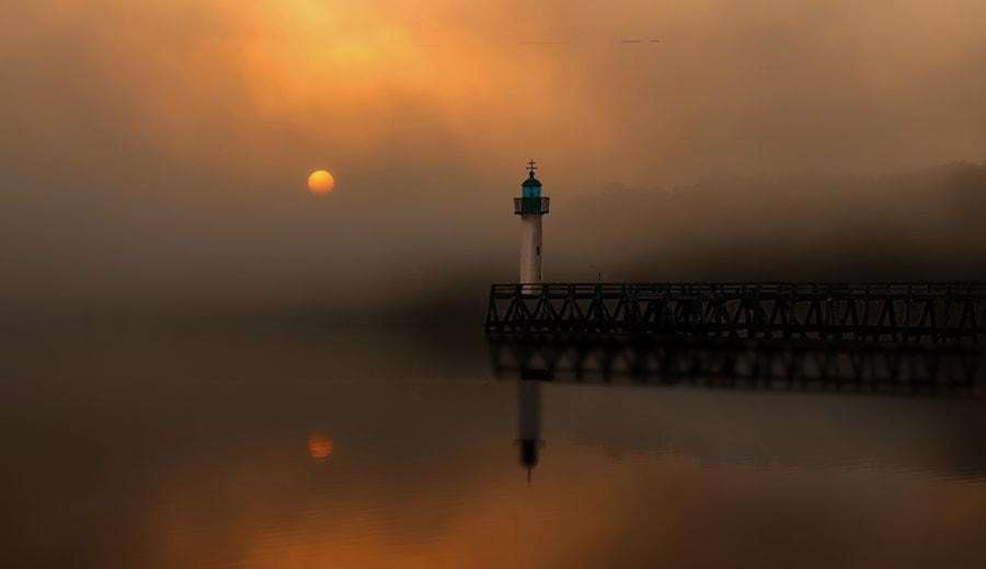 the pier by roland lenert on 500px.com