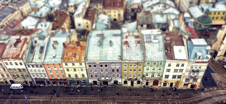 Lvov by Dmitriy  Zhuravlenko on 500px.com