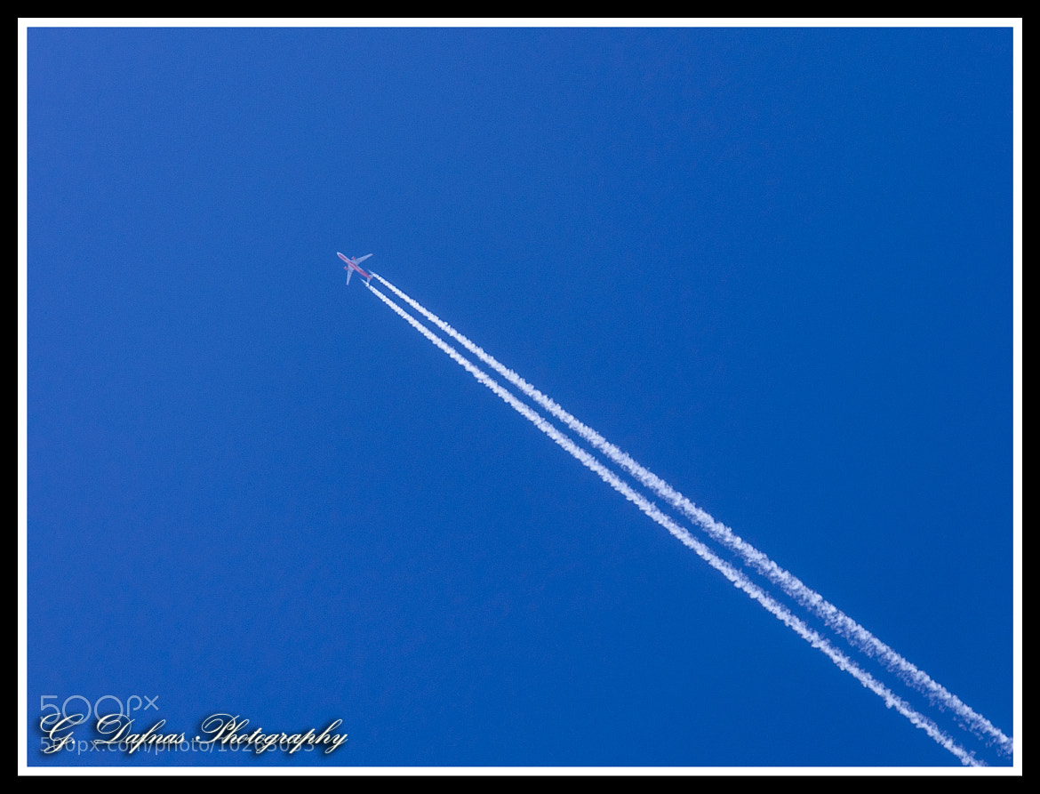 Photograph Airplane by George  Dafnas on 500px