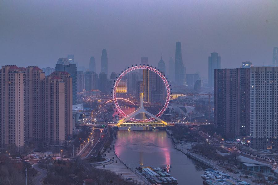 天津之眼 by Mr.W  on 500px.com
