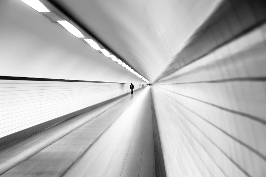 The Underpass by Koen Jacobs on 500px.com
