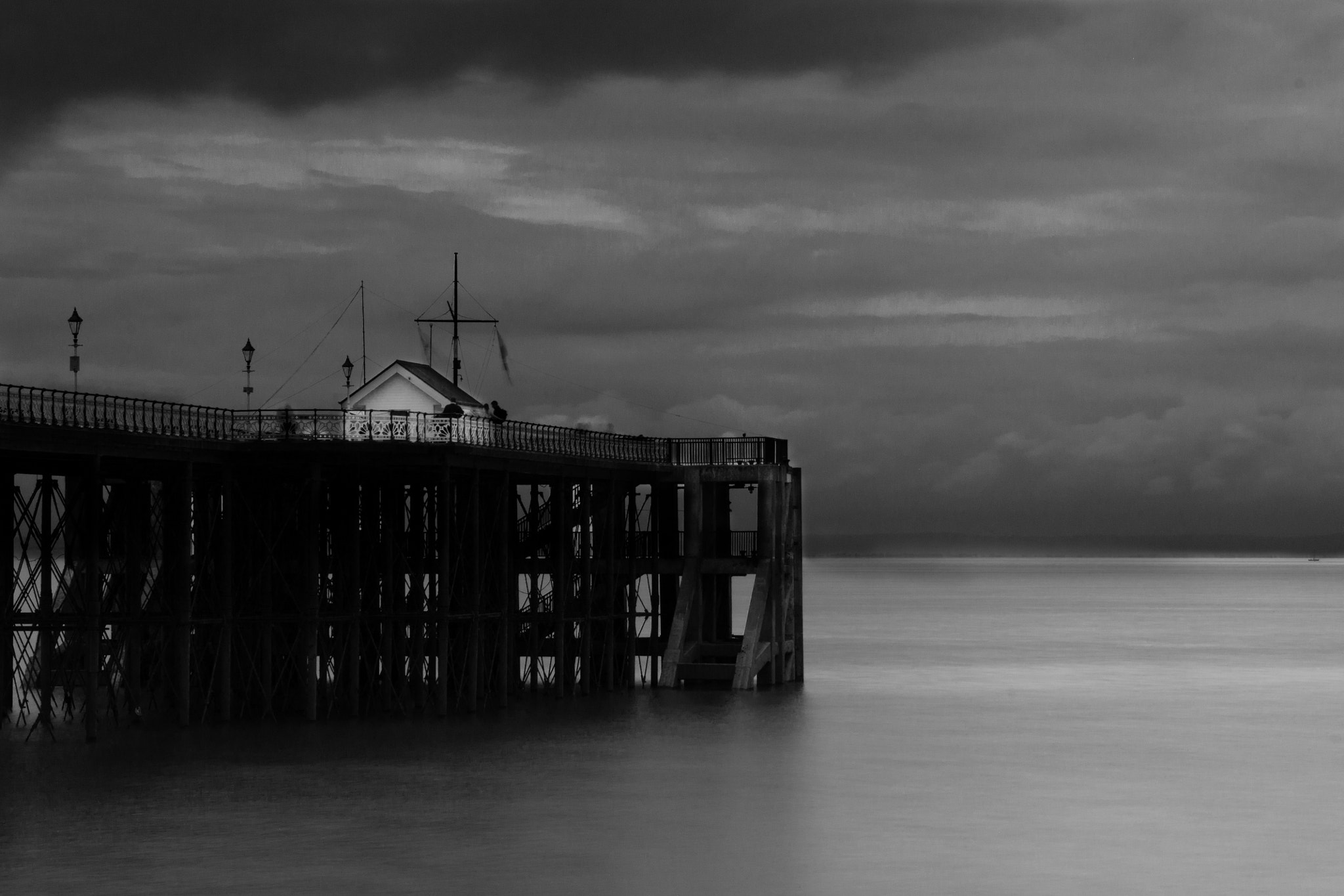 Photograph Penarth pier #3 by Douglas Penman on 500px