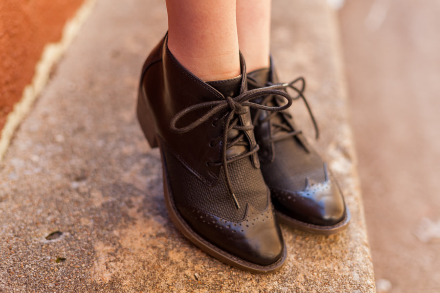Black Shoes by Laurence Tan on 500px.com