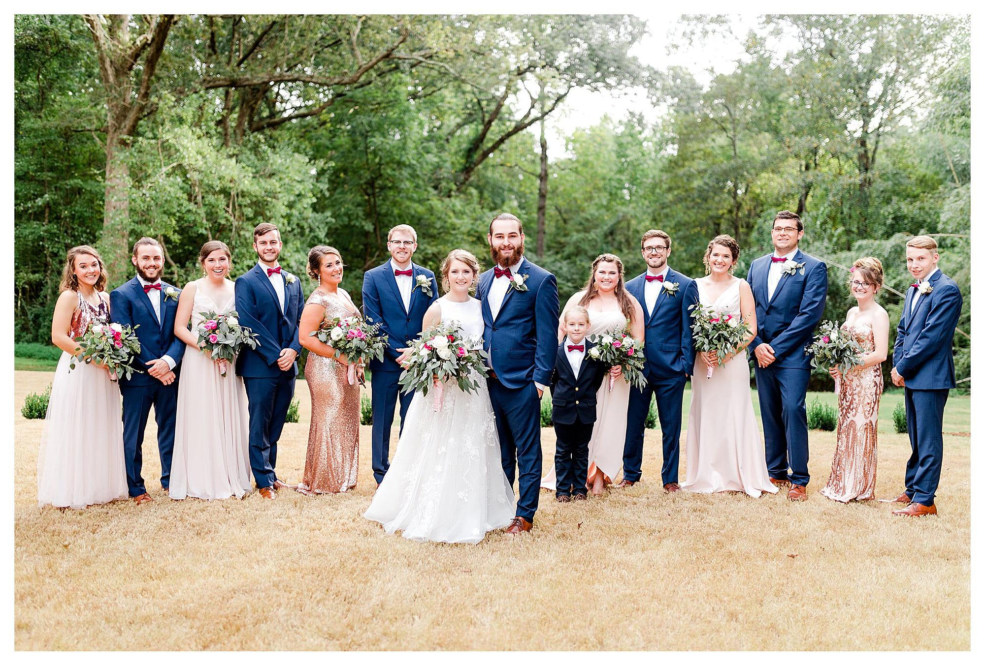 Old Lystra Inn Wedding