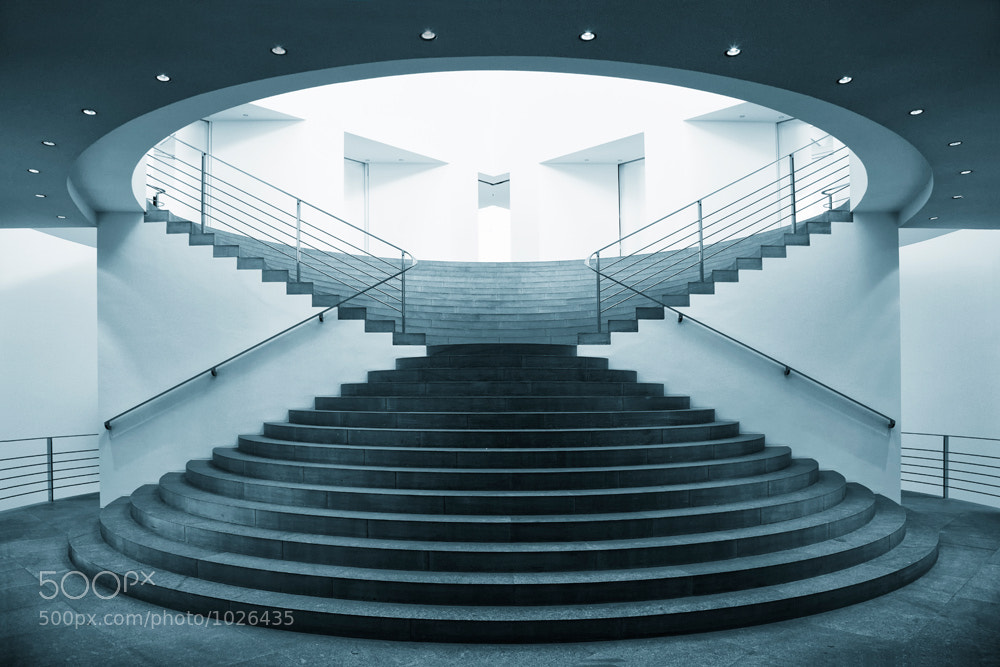 Photograph stairway by Hasel Hoernchen on 500px