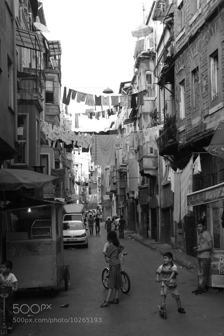 Photograph Back street of İStanbul by Nuri Simsek on 500px