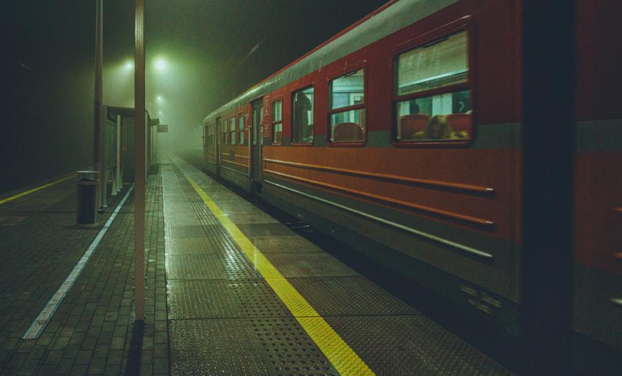 runaway train by Olga Martynska on 500px.com