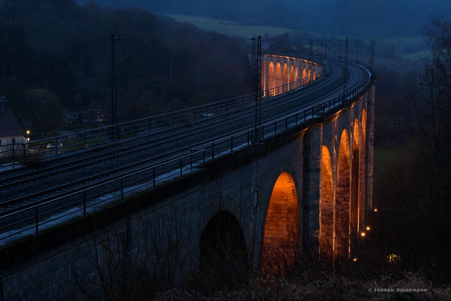 Viadukt Altenbeken by Jürgen Siggemann on 500px.com