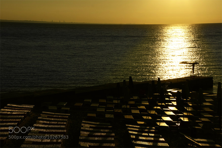 Photograph la plage en lingot d'or by Olga Chirtoaca on 500px