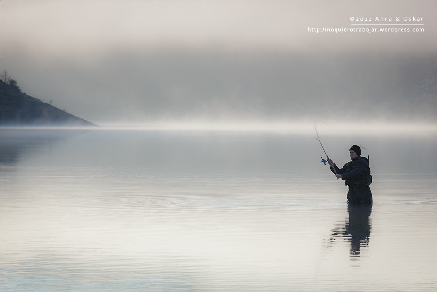 Photograph The fisherman by anna_oskar on 500px