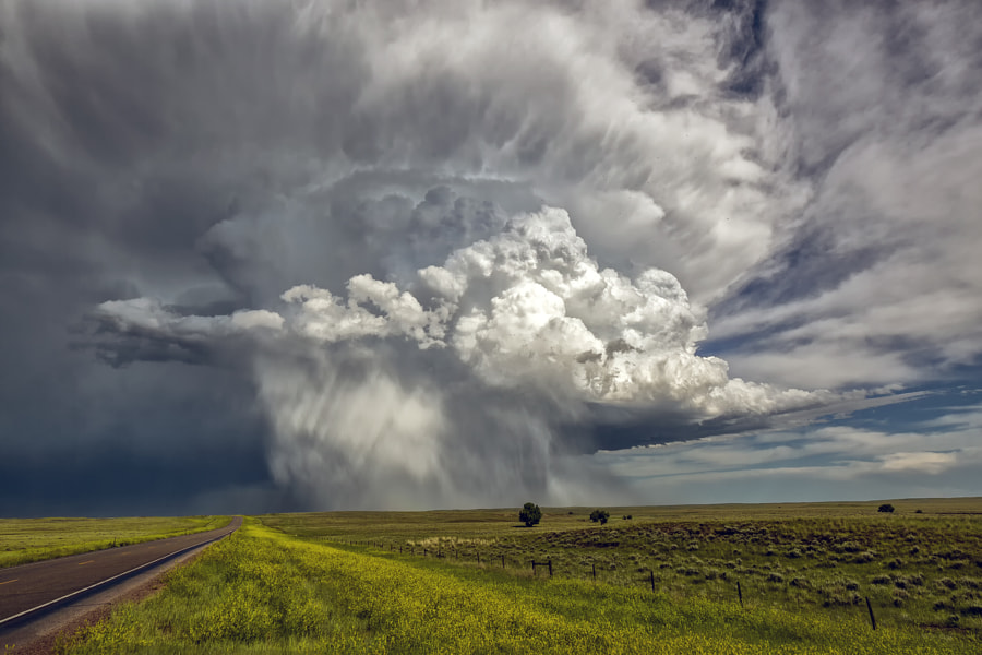 Highway to Hail by Roger Hill on 500px.com