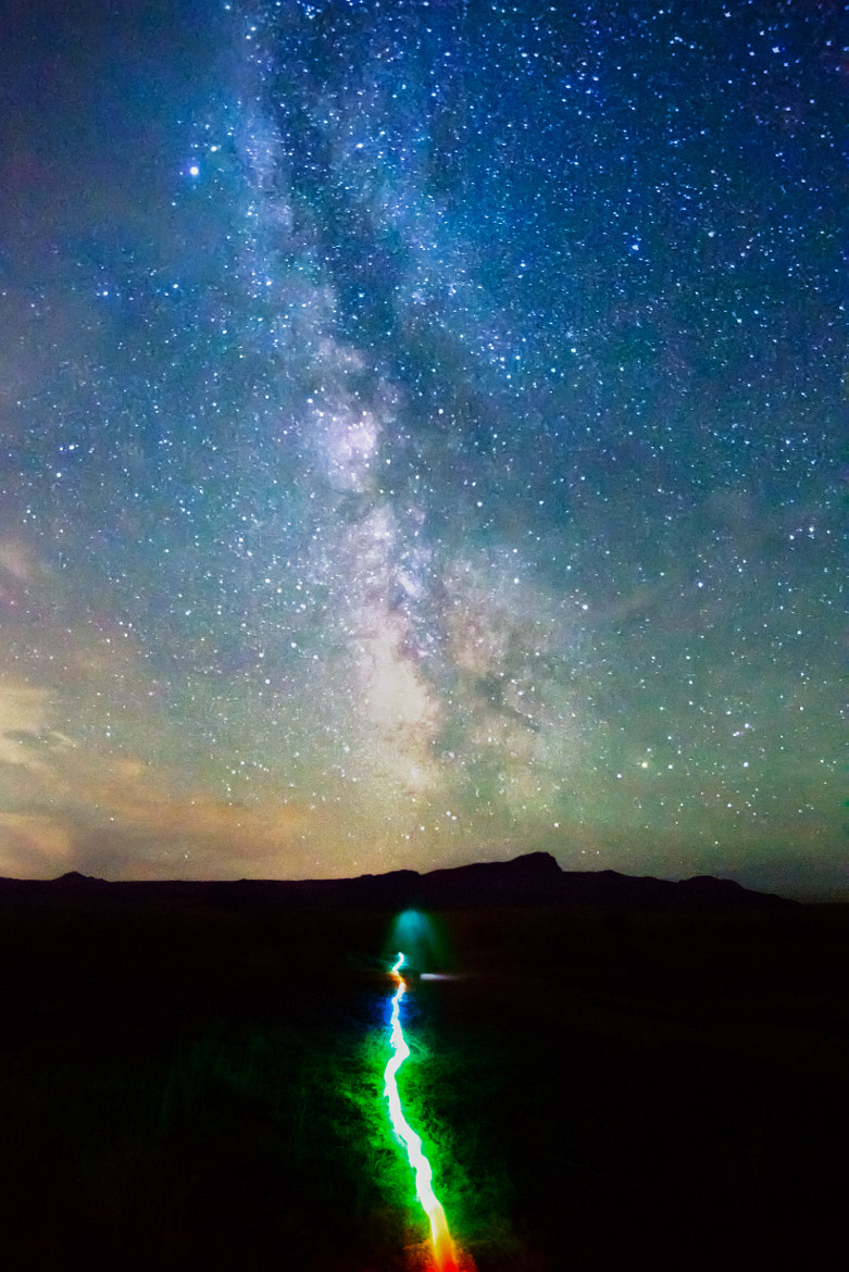 Photograph galactic central point by Scott Stringham on 500px