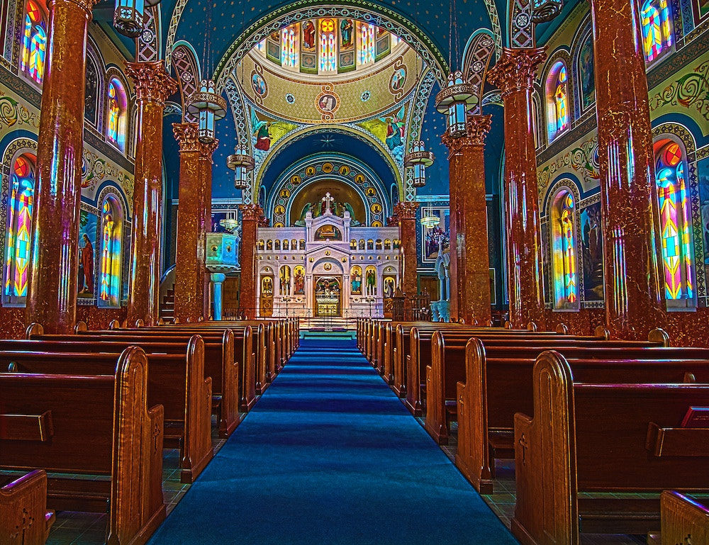 Photograph Malbis Greek Orthodox Church, Malbis, Alabama by Hemant Shukla on 500px