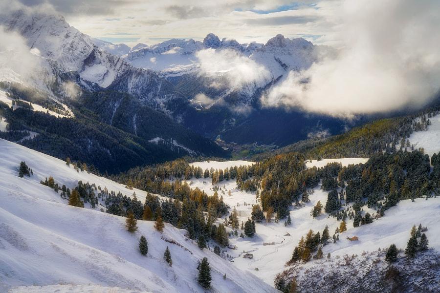 Winter time by Jan Siemiński on 500px.com