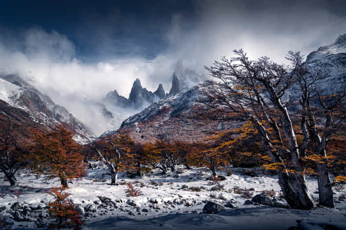 Patagonia by Christian Scheiffele