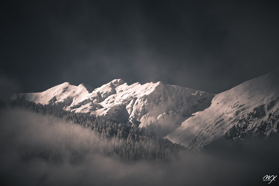 WHITE PEAKS by Michael J. Kochniss on 500px.com
