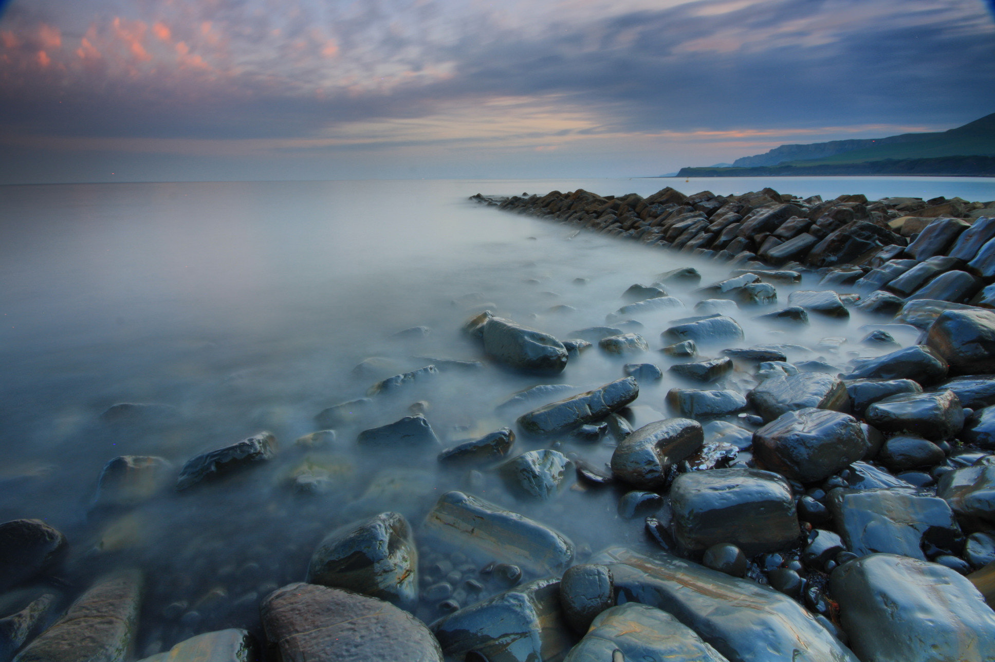Photograph Kimmeridge in colour by Mike Boss on 500px