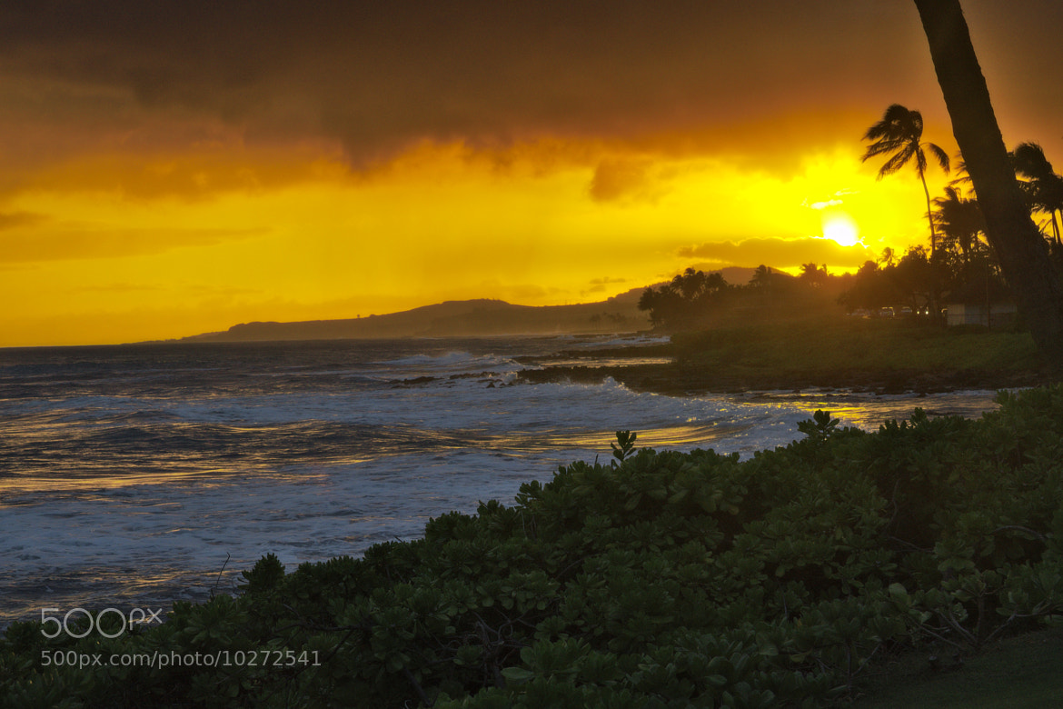 Photograph And yet another Sunset in Kauai by sTeven bRener on 500px