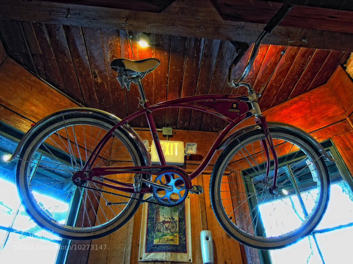 Photograph Fat Tire at Opal Devines by Mark Stevens on 500px