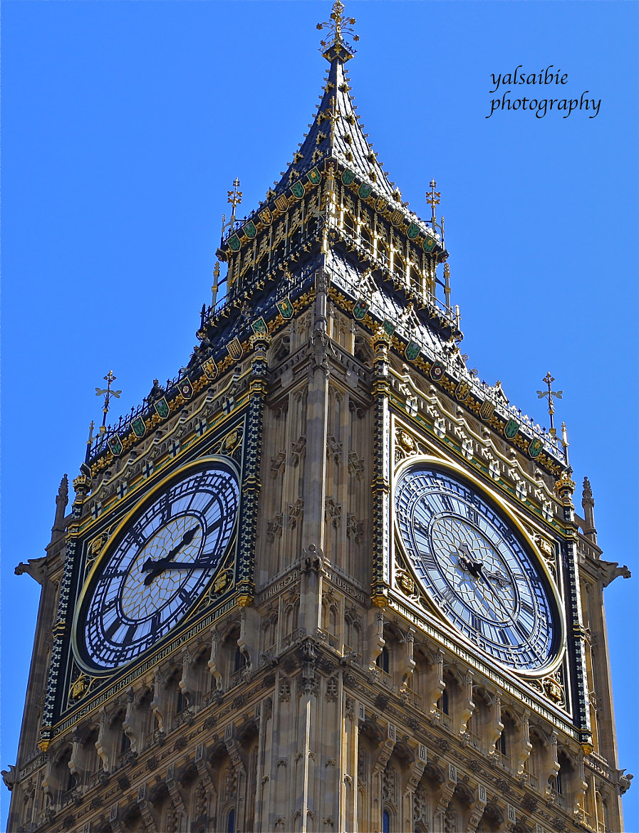 Photograph BigBen by Yousef Alsaibie on 500px
