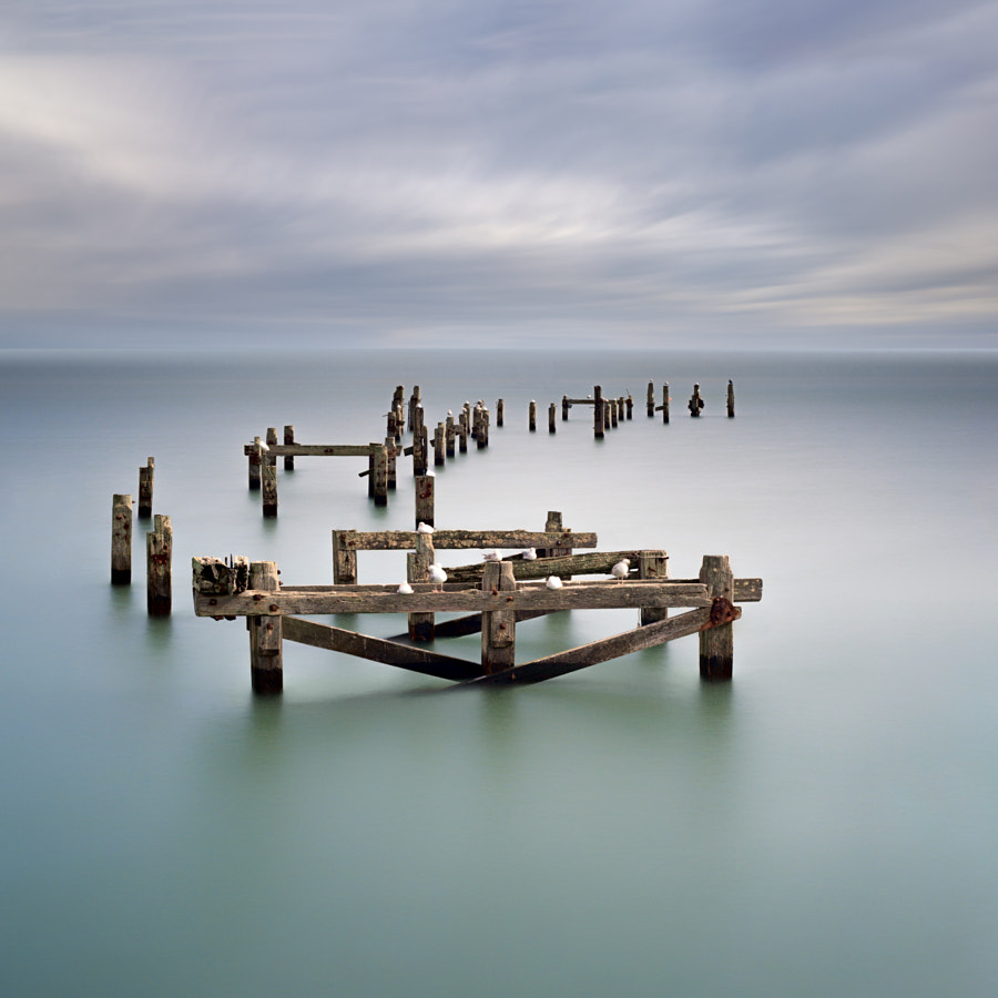 The Old Pier by Melih Cavli on 500px.com