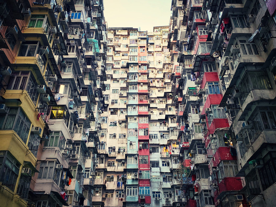 怪兽大厦3 Huge Mansion 3 by 小剛「手机随拍」<3TaC  on 500px.com