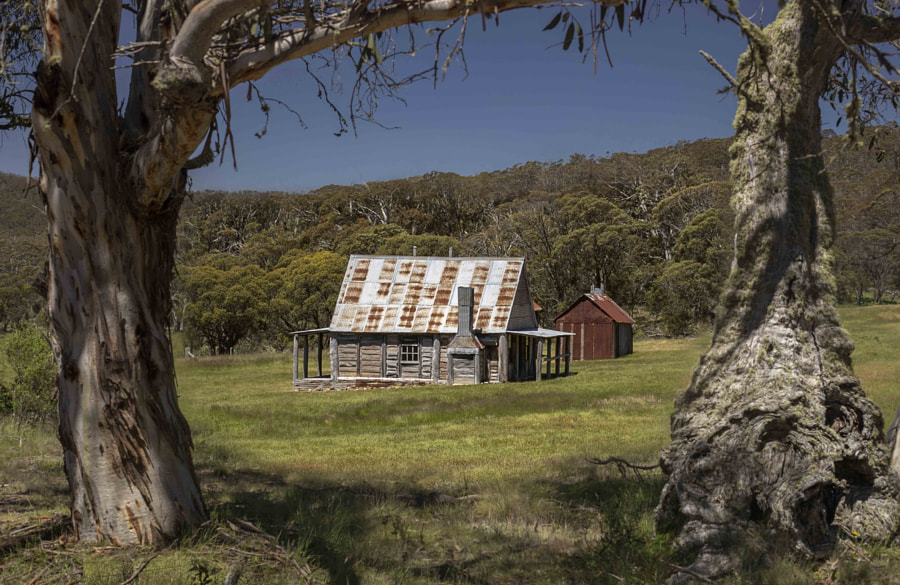 Coolamine Homestead  by Stuart R on 500px.com