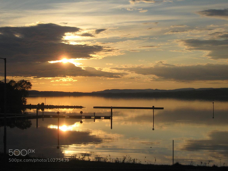 Photograph Lough Allen sunset by Cara Crewdson on 500px