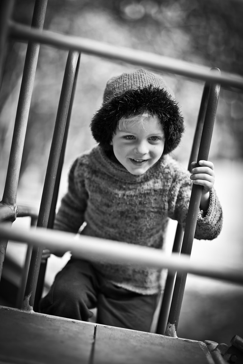 Photograph A boy... by Tony Carlesso on 500px