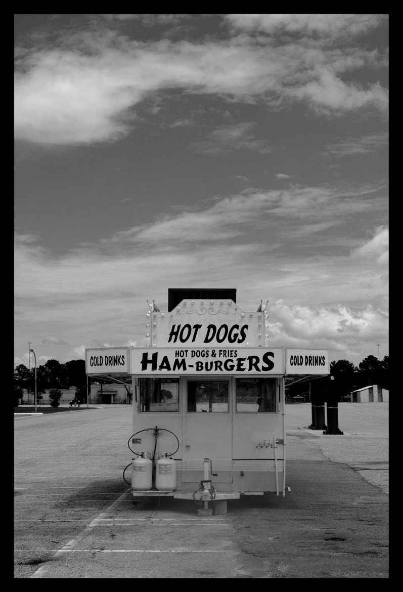 Photograph Food Stand, Jackson Fairgrounds by Stacy Baugher on 500px