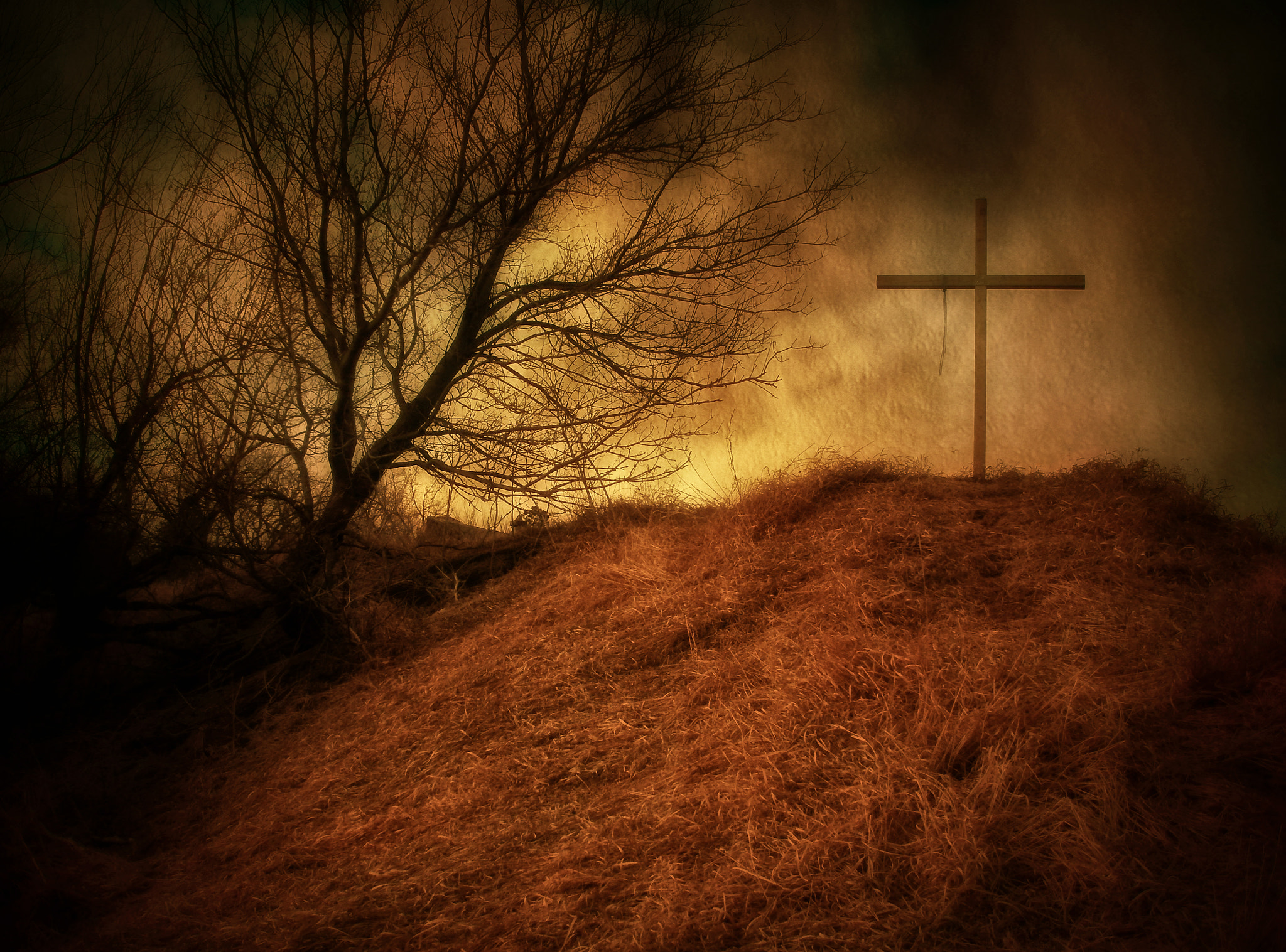 Photograph Salvation by Dave Linscheid on 500px