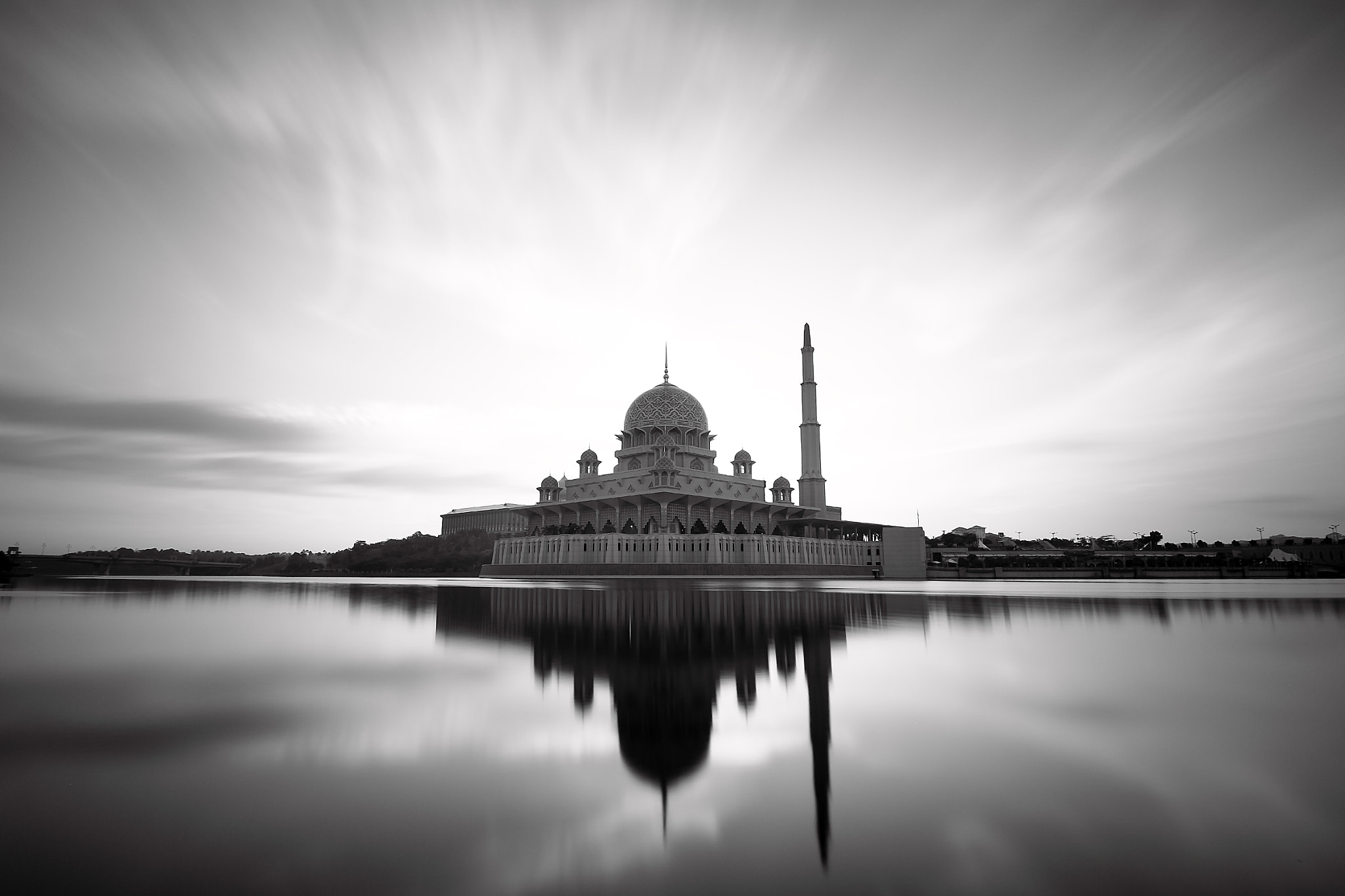 Photograph :: Putra Mosque ::  by Fared Shamsuddin on 500px