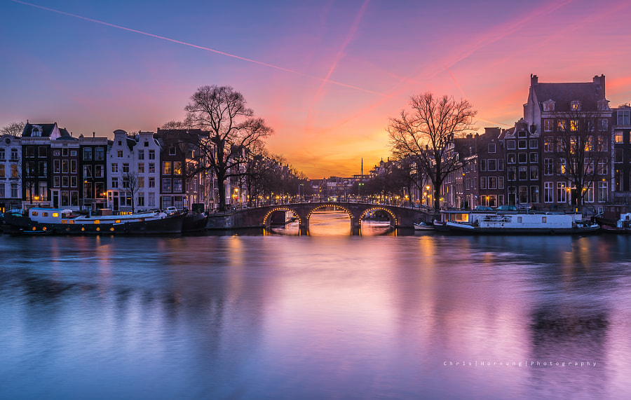 Old Amsterdam by Chris Hornung on 500px.com