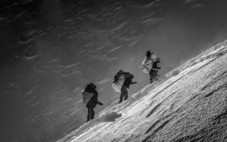 porters by andy dauer on 500px.com