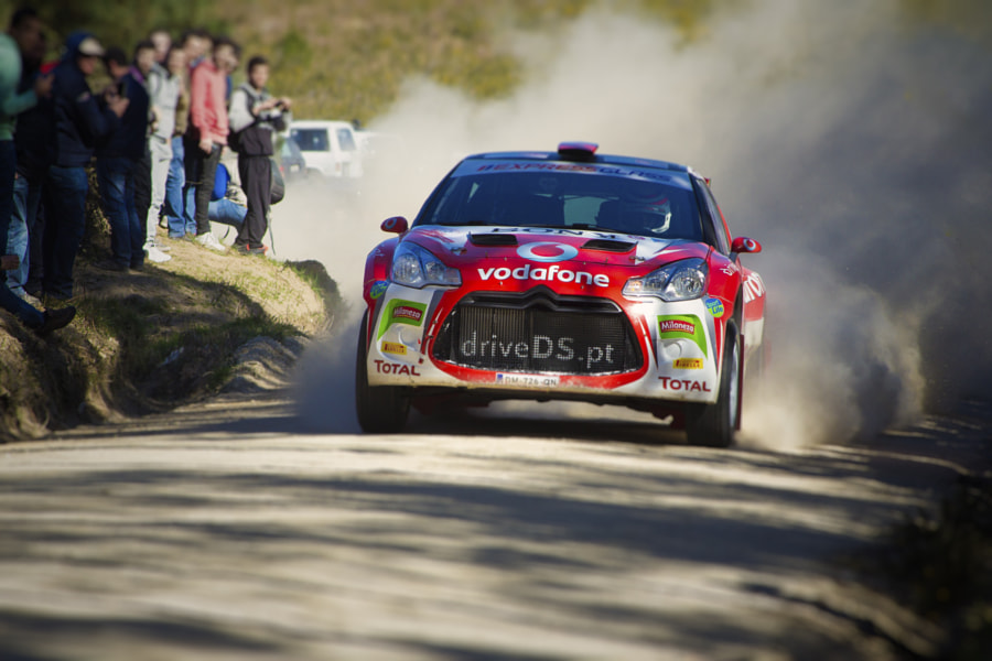 Photograph Citroen DS3 R5 by Joaquim Leite on 500px