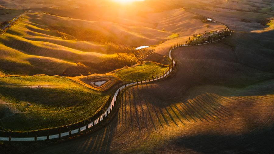 S road by Paweł Uchorczak on 500px.com