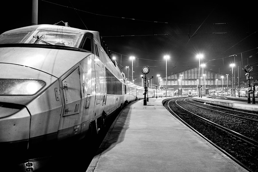 Paris, Gare du Nord / North Station by Jean Luc on 500px.com