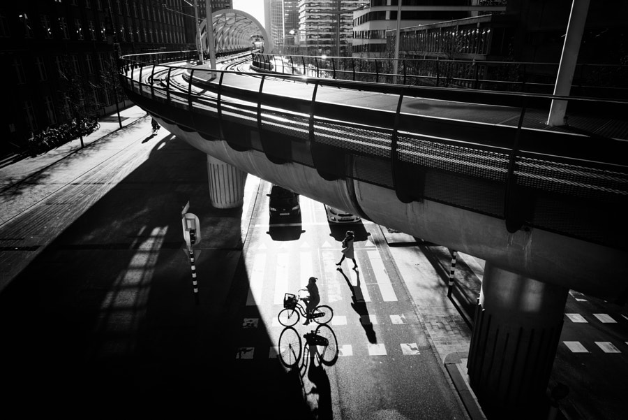 City layers by Benny bulke on 500px.com