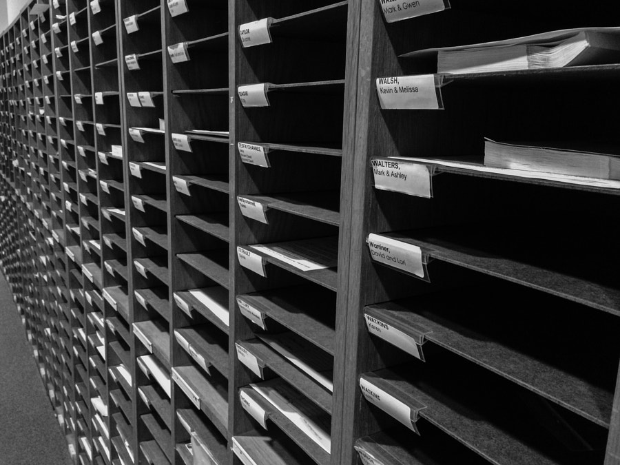 Photograph Inbox Infinity by Andy Roth on 500px