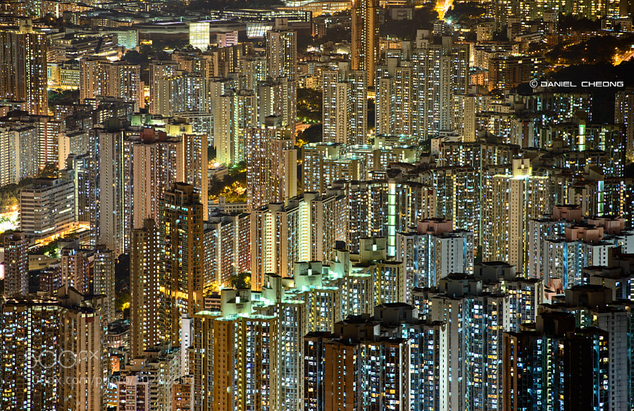 Photograph Urban Density by Daniel Cheong on 500px