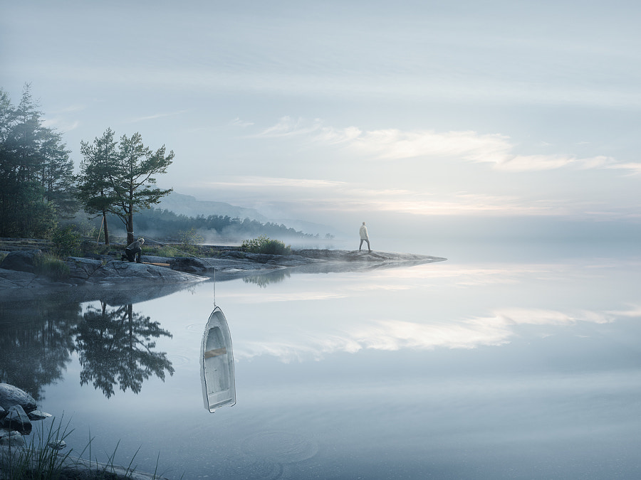Endless Reflections by Erik Johansson on 500px.com