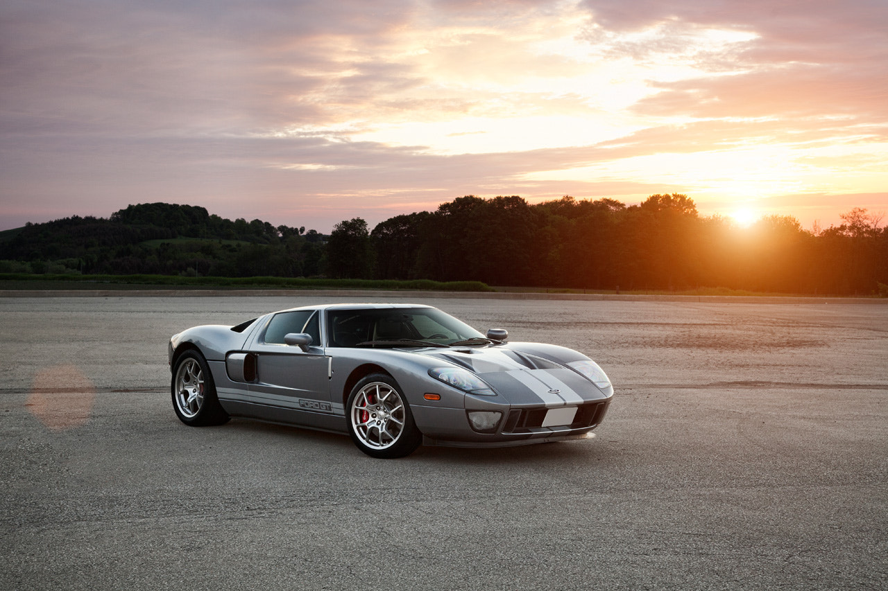 Photograph Ford GT by Ste Ho on 500px