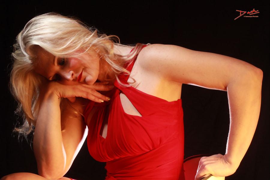 Fashion, Portrait, Glamour, Model - Mandy Shepherd