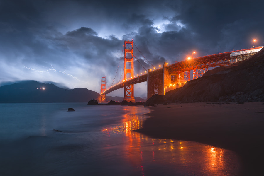 Golden Gate by Rudy Serrano on 500px.com