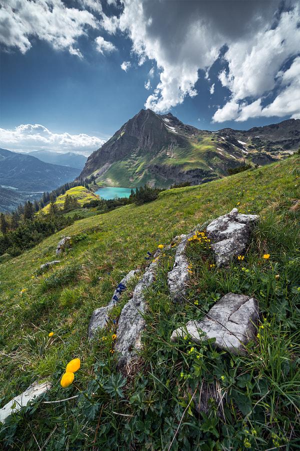 Allgäu Alps by Christian Scheiffele on 500px.com